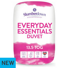 Slumberdown Everyday Essentials 13.5 Tog Duvet - Kingsize