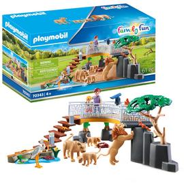 Playmobil 70343 Outdoor Lion Enclosure