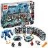 LEGO Marvel Avengers Iron Man Hall Armor Building Kit -76125