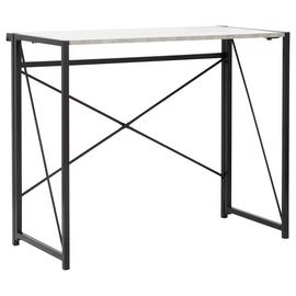 Bramwell Folding Desk - Grey