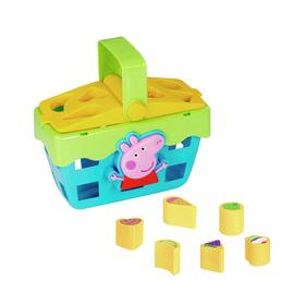 Peppa Pig Shape Sorting Picnic Set
