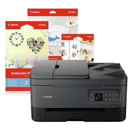 Canon PIXMA TS7450 Wireless Inkjet Printer Crafting Bundle