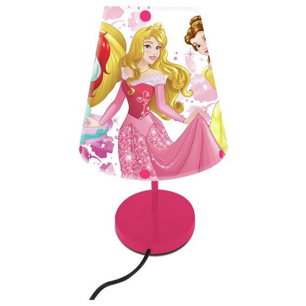 Buy Disney Princess Lamp Kids Lighting Argos