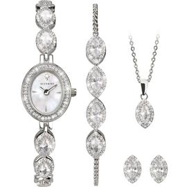 Accurist Watch and Jewellery 5 Piece Gift Set