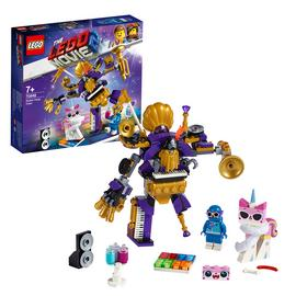 Lego 70848 Toy, Multicolour Best Price and Cheapest