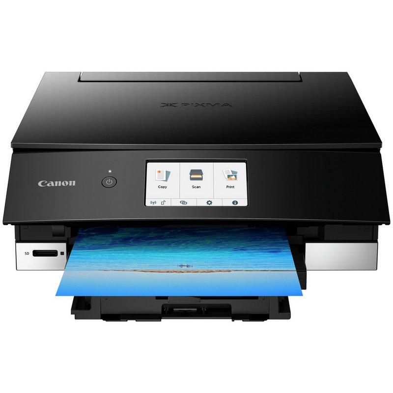 Canon PIXMA TS8250 Wireless Inkjet Printer from Argos
