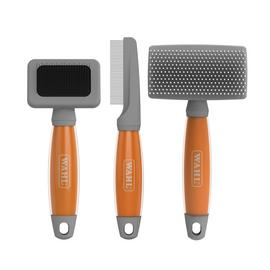 Wahl Essential Pet Grooming Brush Set