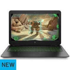 HP Pavilion 15 In i5 4+16GB Optane 1TB GTX1050 Gaming Laptop