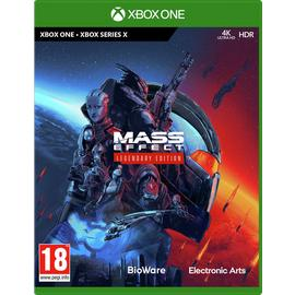Mass Effect Legendary Edition Xbox One Game Pre-Order