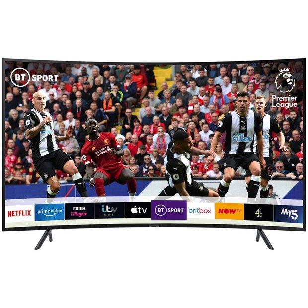 Samsung 55 Inch UE55RU7300KXXU Smart 4K HDR LED TV