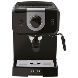 Krups Opio XP320840 Pump Espresso Coffee Machine – Black