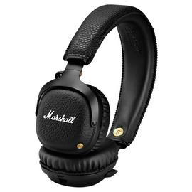 Marshall Mid On-Ear Wireless Headphones - Black