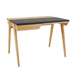 Habitat Beckett 2 Drawers Desk - Oak
