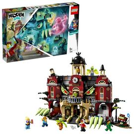 LEGO Hidden Side Haunted High School with AR Game Set-70425