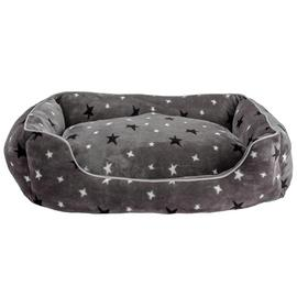 Stars Plush Square Bed - Extra Large