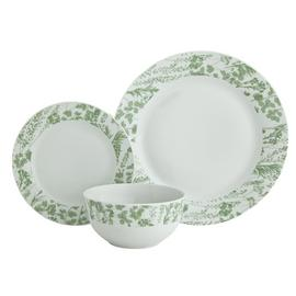 Argos Home Sprigs 12 Piece Dinner Set
