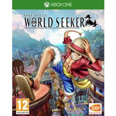 One Piece World Seeker Xbox One Game