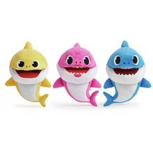 Baby Shark Singing Puppet with Tempo Control