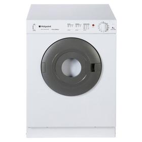 Hotpoint V4D01P 4KG Vented Tumble Dryer - White