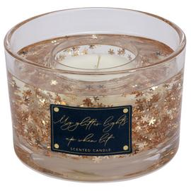 Argos Home Dutch Glam Large Gel Candle