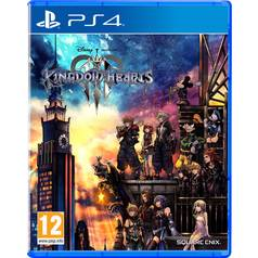 Kingdom Hearts III PS4 Game
