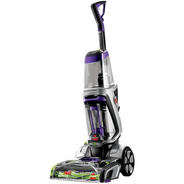 Bissell 20666 Revolution Pet Carpet Cleaner