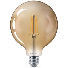 Philips LED Filament E27 8W (50W) Dim Giant Bulb - Gold
