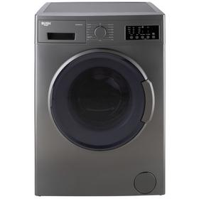 Bush WMNB812IX 8KG 1200 Spin Washing Machine - Inox Best Price, Cheapest Prices