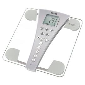 Tanita BC543 Glass InnerScan Body Monitor - White