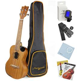 Martin Smith Soprano Size Ukulele and Accessories