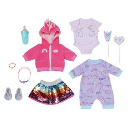 BABY born Mix'n'Match Unicorn Set