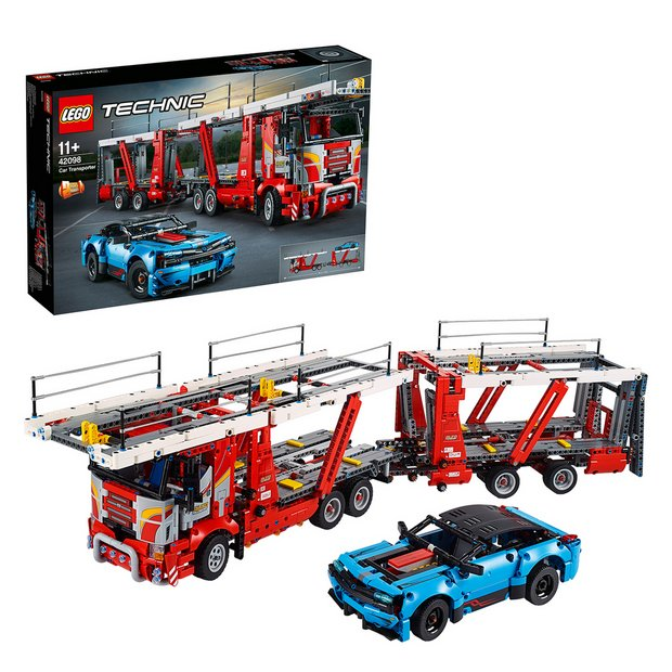 Buy LEGO Technic Car Transporter - 42098 | LEGO | Argos