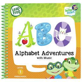 LeapFrog Alphabet Adventures Book