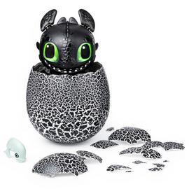 DreamWorks Interactive Hatching Dragon Egg Toothless