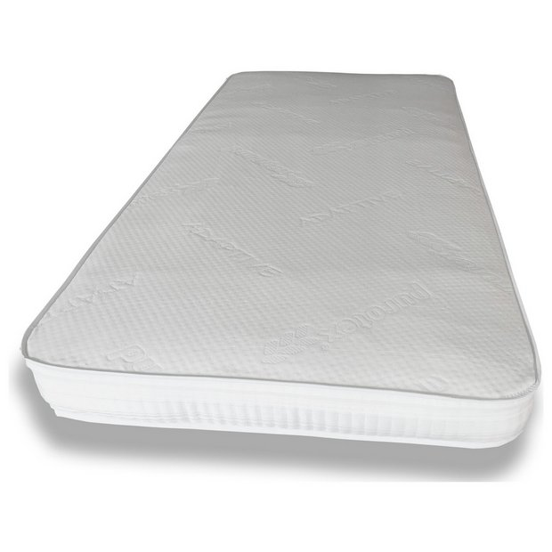 sale retailer 244d8 d455f Buy Cuggl Thermo Pocket Spring Cot Bed Mattress - 140 x 70cm | Cot and cot  bed mattresses | Argos