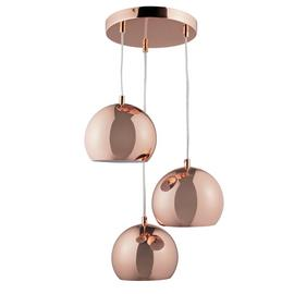 Argos Home Cole Cascade Pendants - Rose Gold