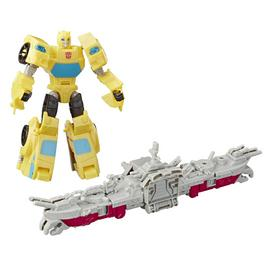 Transformers Cyber Armour Elite Bumblebee