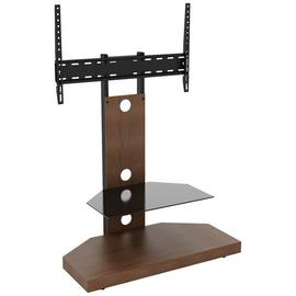 AVF Wood Effect Mount Up To 60 Inch TV Stand - Walnut