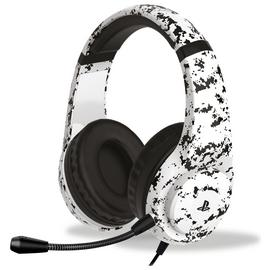 Official Licensed PlayStation Gaming Headset - Arctic Camo