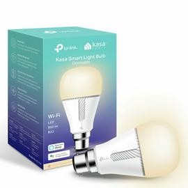 TP-Link KL110B Kasa Smart B22 Wi-Fi Dimmable White Bulb