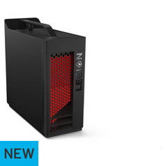 Lenovo Legion T530 Ryzen 5 8GB 128GB 1TB GTX1050 Gaming PC