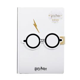 Harry Potter A5 Lightning Bolt Notebook