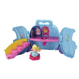 Fisher-Price World of Little People Cinderella Fold & Go Set