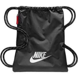 Nike Heritage 2.0 Gym Sack - Black