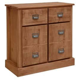 Argos Home Drury Lane 2 Door 2 Drawer Apothecary Sideboard