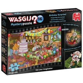 Wasgij Mystery 16 Birthday Surprise Puzzle