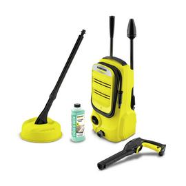 Karcher K2 Compact Home Pressure Washer - 1400W