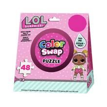 LOL Surprise 48 Piece Colour Swap Puzzle