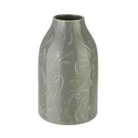 Argos Home Textured Face Vase
