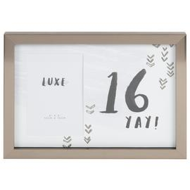 Hotchpotch Luxe 16th Birthday Photo Frame